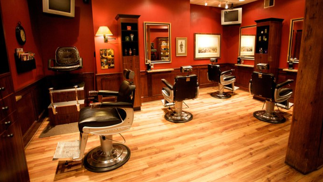 <p>Джентльменский клуб The Gentlemen&rsquo;s Quarters, Вашингтон.&nbsp;Источник:&nbsp;сайт салона.</p>