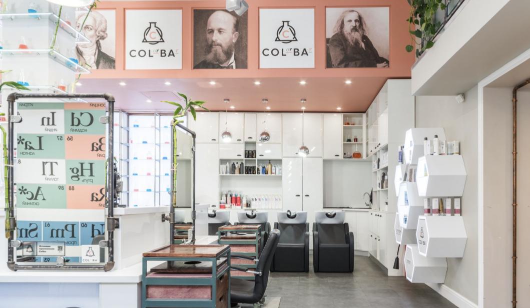 <p>Colba Color Bar, Москва</p>